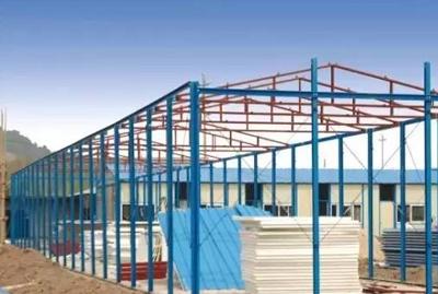 框架钢结构安装要点