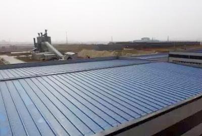 钢结构屋面漏水的原因及防治措施