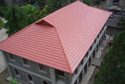 彩钢(屋面、墙面)现场复合详解