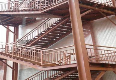 钢结构楼梯制作规范
