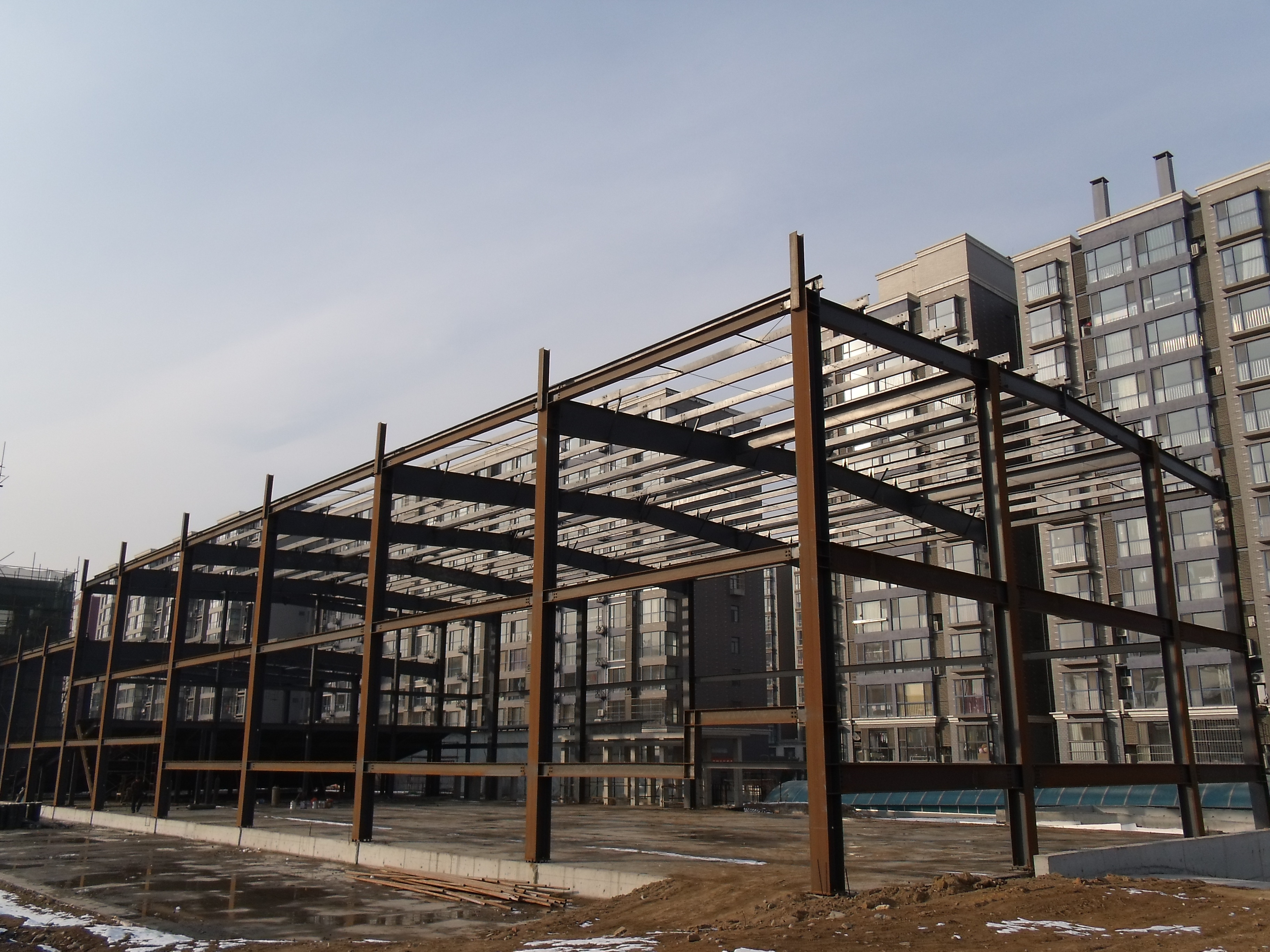 钢结构住宅符合绿色循环发展的需要
