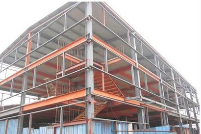 钢结构加层设计