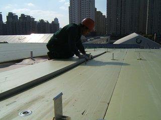 钢结构别墅墙体结构与保温节能技术