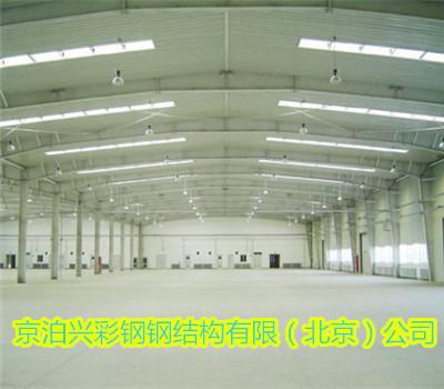 钢结构厂房跨度计算