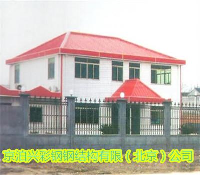 轻钢结构别墅造价是多少?