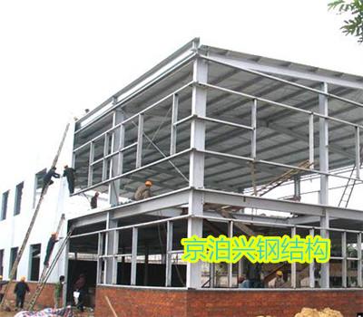 钢结构住宅之轻钢别墅