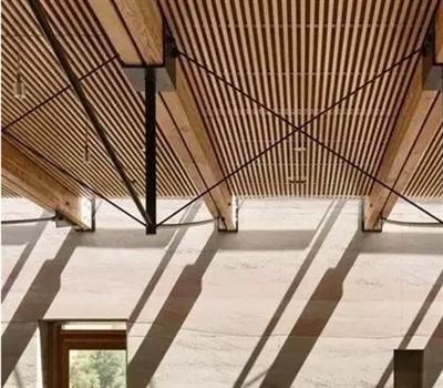 钢结构也可以这么炫酷