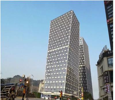 重庆又发功了 -钢结构·建筑