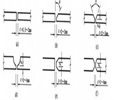 钢结构对接焊缝的构造要求有哪些