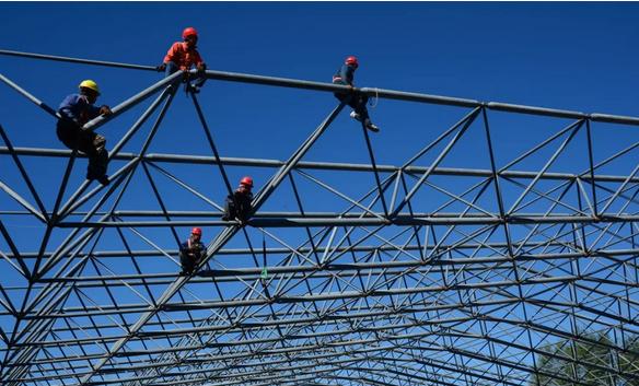钢结构施工安全措施总结,值得收藏!