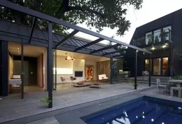 赏析钢结构精品房屋