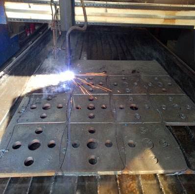 钢结构和厚板焊接中出现的质量问题和解决办法