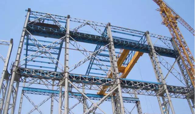 巧学看钢结构施工图
