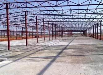 轻钢厂房系统——屋架、檩条