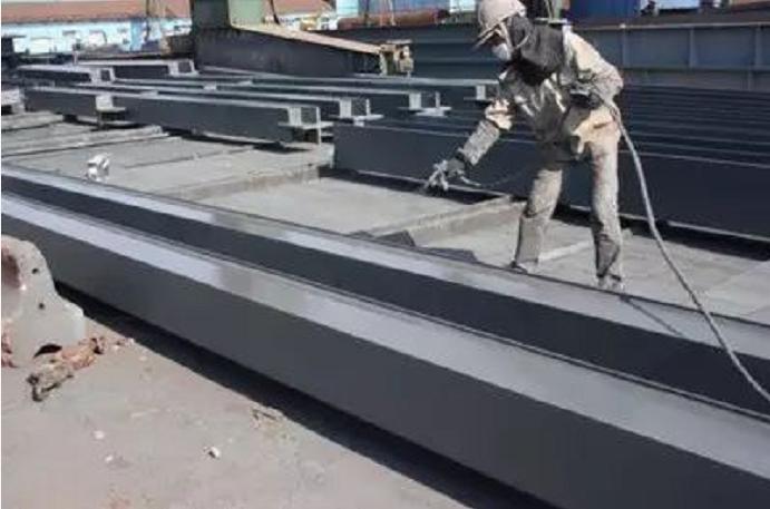 钢结构常用涂料施工方法及优缺点