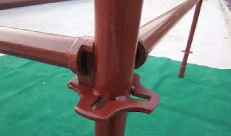 轮扣式脚手架、扣件式脚手架哪种性价比高?轮扣式脚手架如何施工?