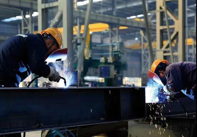 钢结构的焊接禁忌及压制方法