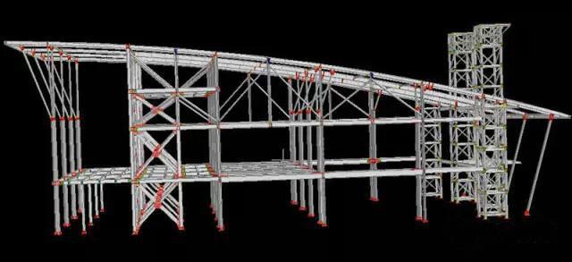 钢结构详图设计的几点思考