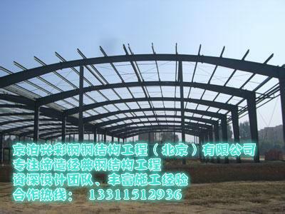 钢结构类型你了解多少?