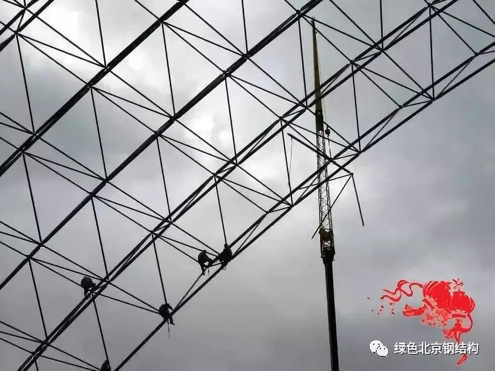 钢结构与钢网架的区分