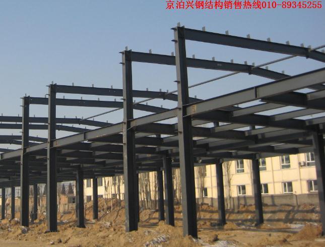 钢结构损坏原因及加固技术