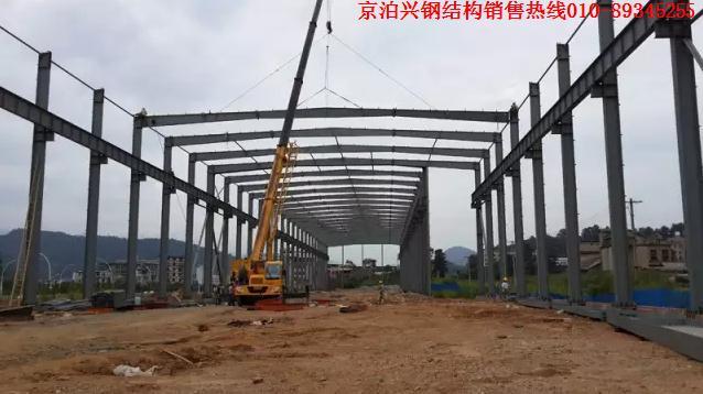 轻型钢结构常见质量事故及原因(全)!