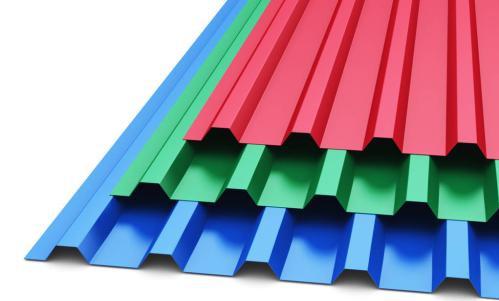 怎样区别彩钢板与彩钢夹芯板
