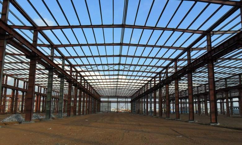 钢结构施工应该注意什么问题?