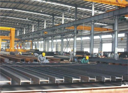 钢结构生产制作加工前的准备介绍