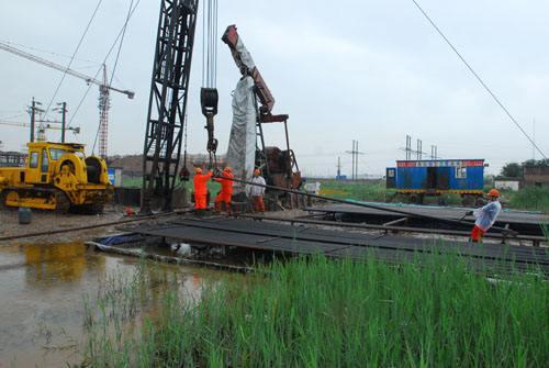 雨季钢结构工程施工措施