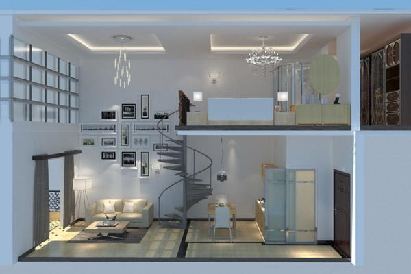 loft钢结构楼板搭建要点