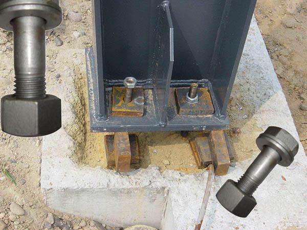 安装钢结构螺栓标准及验收