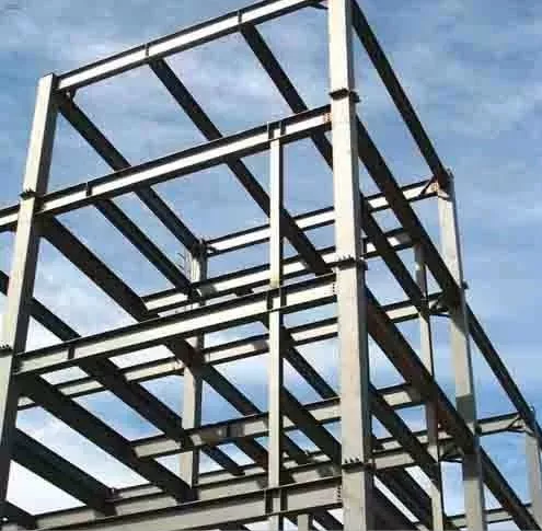 带你了解装配式钢结构建筑的结构系统