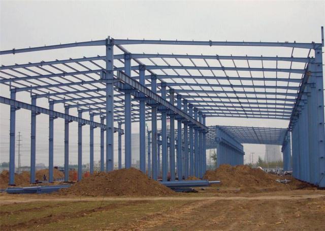 须引起重视的钢结构工程施工顺序要点