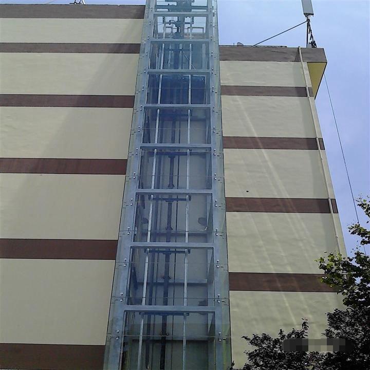 加装钢结构电梯井道的注意事项