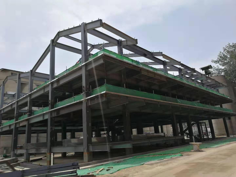 钢结构安全高效施工