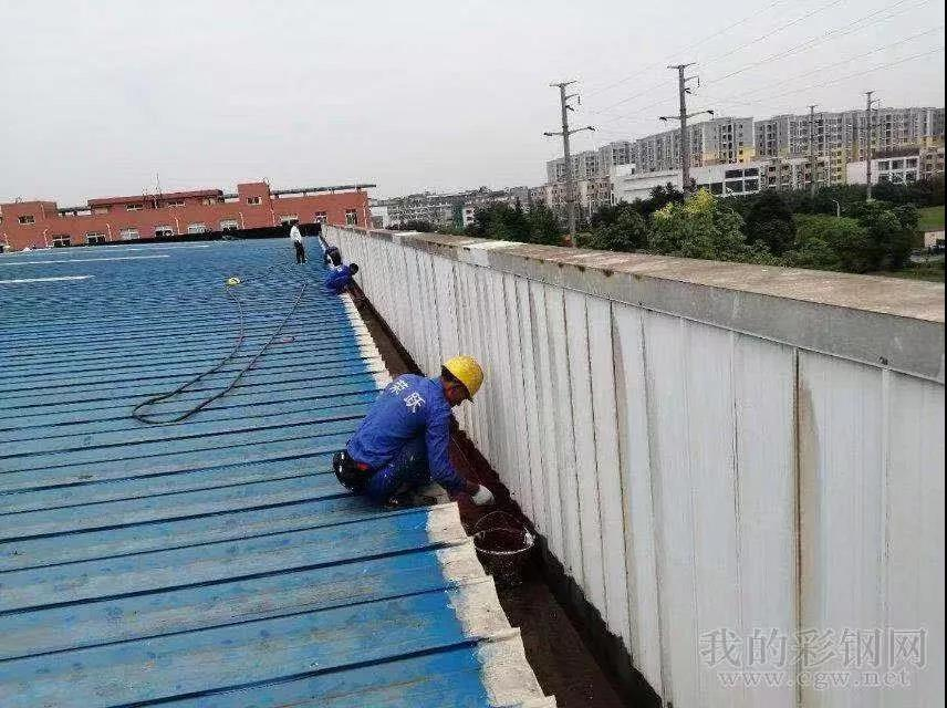 治不如防,细节决定钢结构屋面漏水问题