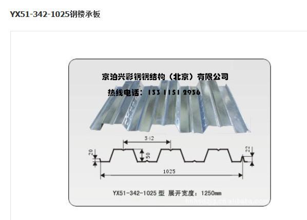 YX51-342-1025型