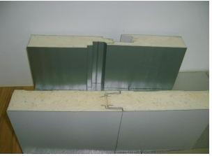 插接式冷库板