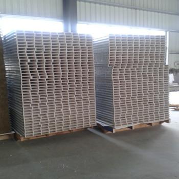 铝蜂窝手工净化板