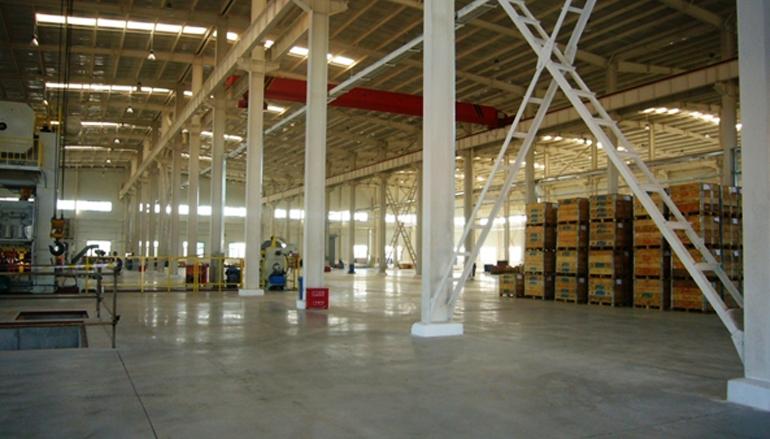 航天振邦钢结构厂房