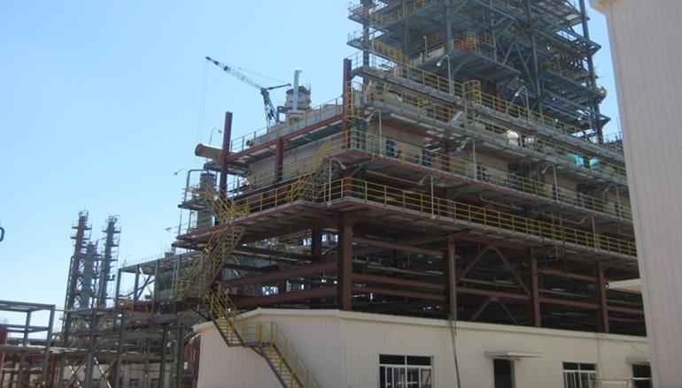 内蒙古薛家湾煤化工项目